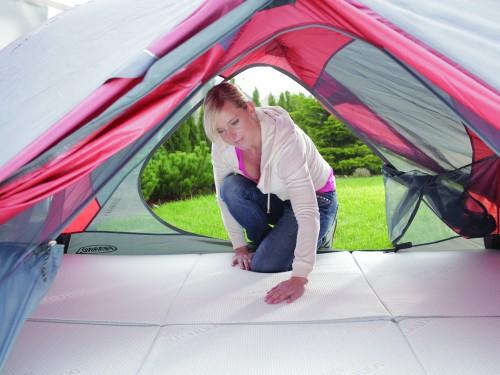 Помошен душек Fold Up Outdoor