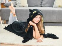 Hooded Blanket Cat