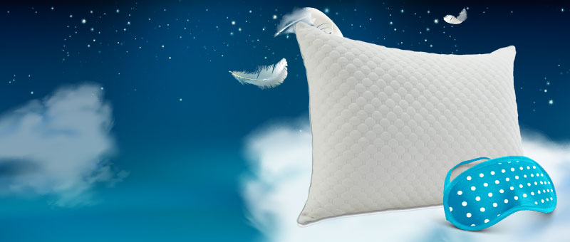 Sleep Inspiration Класична перница