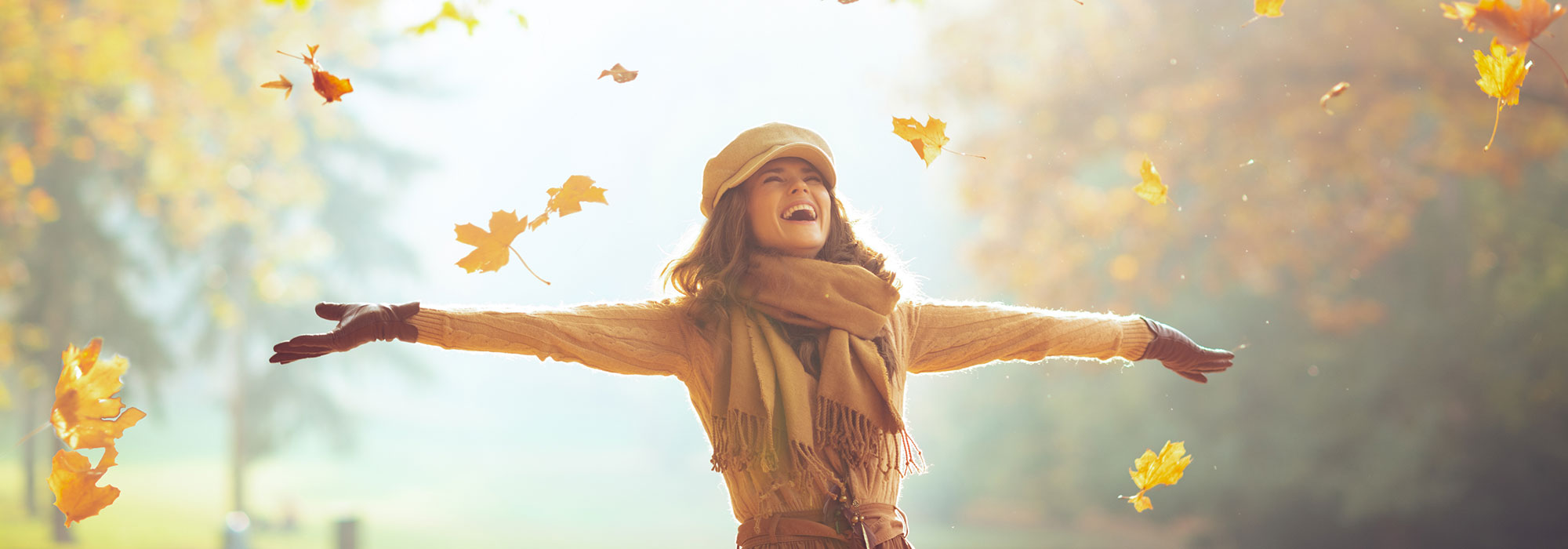 Добредојде есен