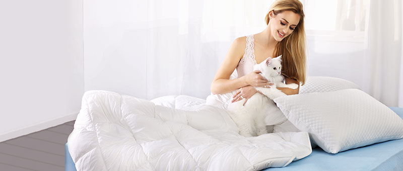 Sleep Sensation -  Сет јорган и перница
