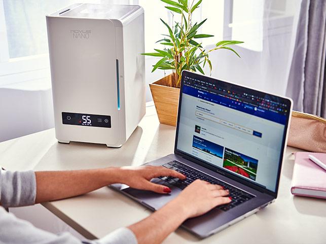 Rovus Nano Humidifier Replacement Set