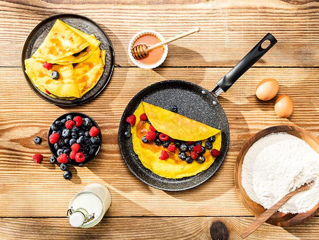 Delimano Green Planet Pancake Pan