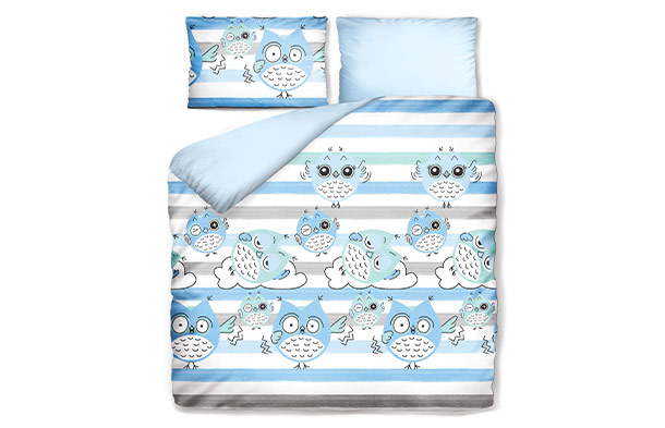 Dormeo Emotion Owl Bedding Set