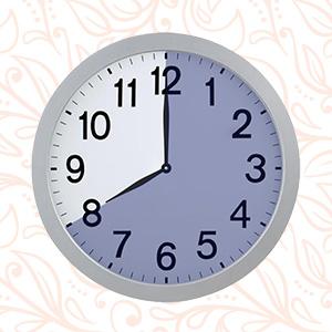 Од 6 до 8 часа